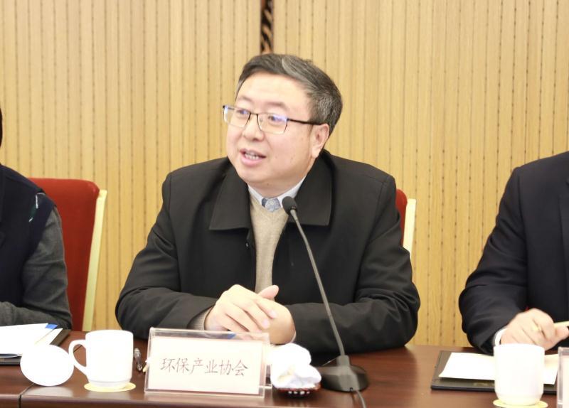 浙吉兩省(sheng)環保產業協會簽訂戰略合作協議